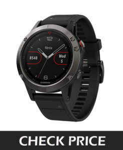 Garmin Fenix 5 Price