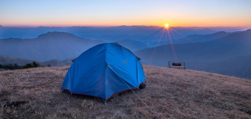 Best Budget Backpacking Tents Guide
