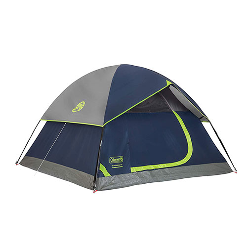 Coleman Sundome 2 Person Backpacking Tent