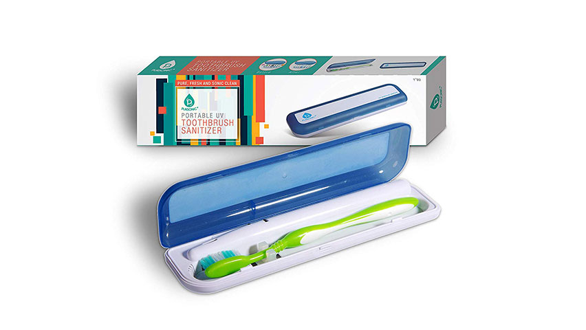 Best Toothbrush Sanitizer