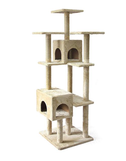 Cat Tree with Cave