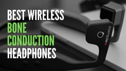 Wireless Bone Conduction Headphones Main