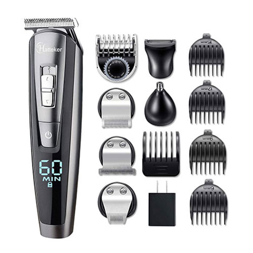 HATTEKER Beard Trimmer EC