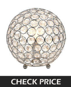 Elegant Designs Ball Table Lamp