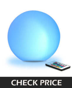 Mr.Go 8-inch Ultra-fun LED Glowing Ball Light