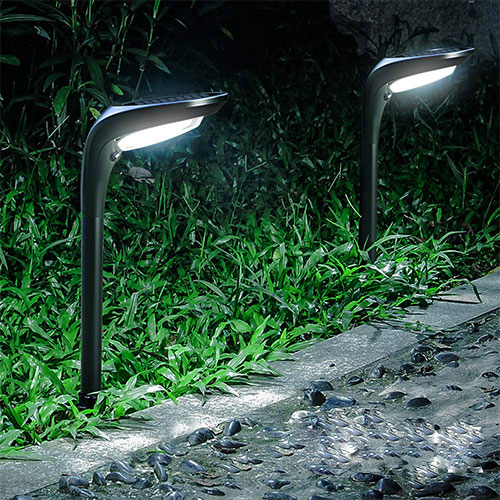 OSORD Outdoor Solar Pathway Lights