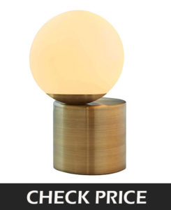Rivet Modern Table Desk Lamp
