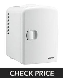 Gourmia GMF600 Portable Mini Fridge