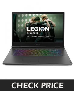 Lenovo Legion Y740 Gaming Laptop