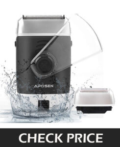 APOSEN Electric Razor for Men
