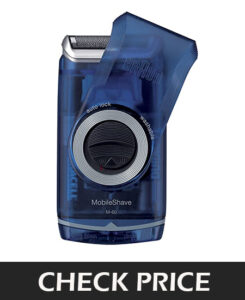 M60b Mobile Electric Shaver
