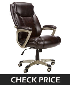 AmazonBasics Executive Desk Chair